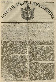 Gazeta Wielkiego Xięstwa Poznańskiego 1847.09.06 Nr207
