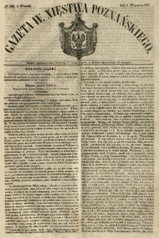 Gazeta Wielkiego Xięstwa Poznańskiego 1847.09.07 Nr208