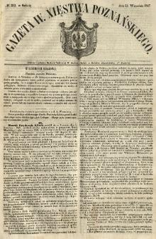 Gazeta Wielkiego Xięstwa Poznańskiego 1847.09.11 Nr212