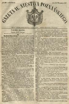 Gazeta Wielkiego Xięstwa Poznańskiego 1847.09.16 Nr216