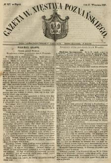 Gazeta Wielkiego Xięstwa Poznańskiego 1847.09.17 Nr217