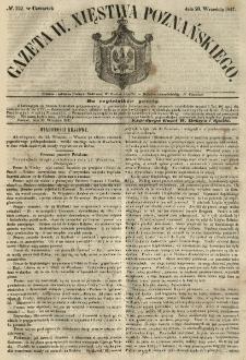 Gazeta Wielkiego Xięstwa Poznańskiego 1847.09.23 Nr222