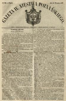 Gazeta Wielkiego Xięstwa Poznańskiego 1847.09.24 Nr223