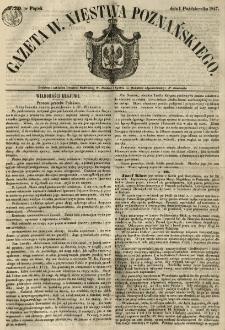 Gazeta Wielkiego Xięstwa Poznańskiego 1847.10.01 Nr229