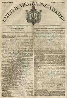 Gazeta Wielkiego Xięstwa Poznańskiego 1847.10.05 Nr232