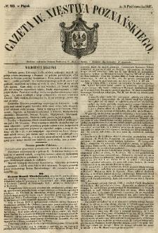 Gazeta Wielkiego Xięstwa Poznańskiego 1847.10.08 Nr235