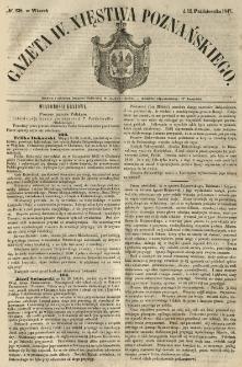 Gazeta Wielkiego Xięstwa Poznańskiego 1847.10.12 Nr238