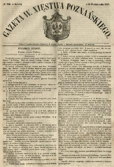 Gazeta Wielkiego Xięstwa Poznańskiego 1847.10.16 Nr242