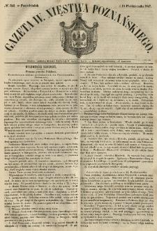 Gazeta Wielkiego Xięstwa Poznańskiego 1847.10.18 Nr243