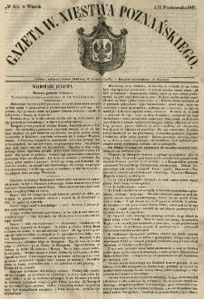 Gazeta Wielkiego Xięstwa Poznańskiego 1847.10.19 Nr244