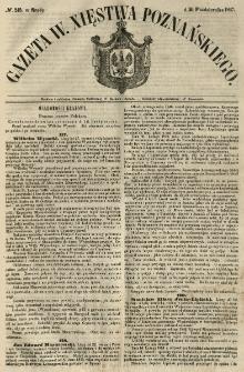 Gazeta Wielkiego Xięstwa Poznańskiego 1847.10.20 Nr245