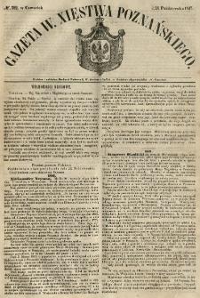 Gazeta Wielkiego Xięstwa Poznańskiego 1847.10.28 Nr252