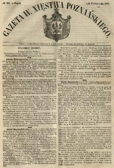 Gazeta Wielkiego Xięstwa Poznańskiego 1847.10.29 Nr253