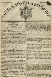 Gazeta Wielkiego Xięstwa Poznańskiego 1847.11.01 Nr255