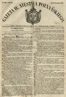 Gazeta Wielkiego Xięstwa Poznańskiego 1847.11.03 Nr257