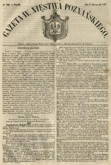 Gazeta Wielkiego Xięstwa Poznańskiego 1847.11.05 Nr259