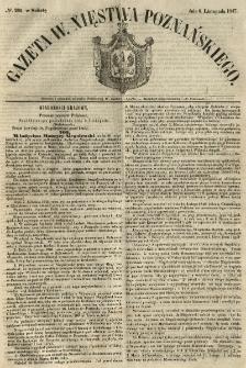 Gazeta Wielkiego Xięstwa Poznańskiego 1847.11.06 Nr260