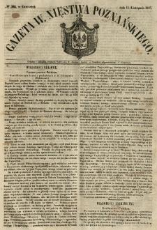 Gazeta Wielkiego Xięstwa Poznańskiego 1847.11.11 Nr264