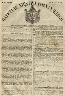Gazeta Wielkiego Xięstwa Poznańskiego 1847.11.12 Nr265