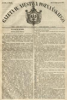 Gazeta Wielkiego Xięstwa Poznańskiego 1847.11.24 Nr275