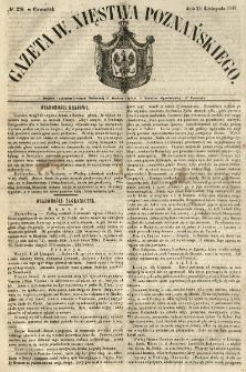 Gazeta Wielkiego Xięstwa Poznańskiego 1847.11.25 Nr276