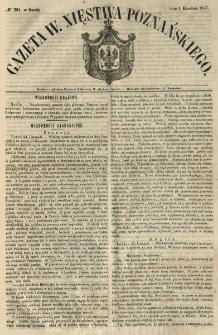 Gazeta Wielkiego Xięstwa Poznańskiego 1847.12.01 Nr281