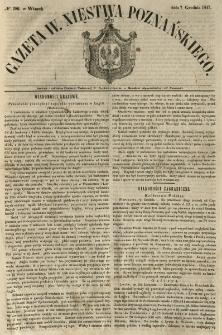 Gazeta Wielkiego Xięstwa Poznańskiego 1847.12.07 Nr286