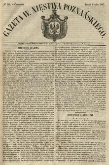 Gazeta Wielkiego Xięstwa Poznańskiego 1847.12.09 Nr288