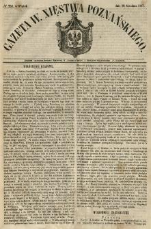 Gazeta Wielkiego Xięstwa Poznańskiego 1847.12.10 Nr289