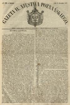 Gazeta Wielkiego Xięstwa Poznańskiego 1847.12.11 Nr290