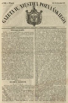 Gazeta Wielkiego Xięstwa Poznańskiego 1847.12.14 Nr292