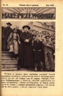 Mały Przewodnik 1934.12.02 Nr48