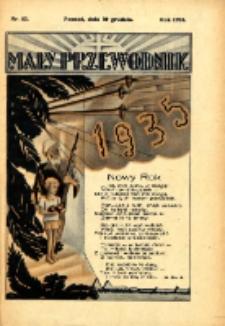 Mały Przewodnik 1934.12.30 Nr52